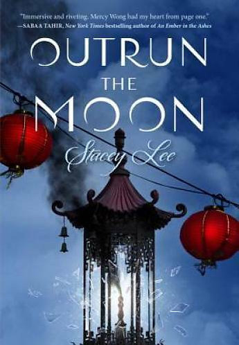 OUTRUN THE MOON by LEE STACEY