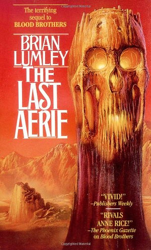 The Last Aerie by Lumley Brian