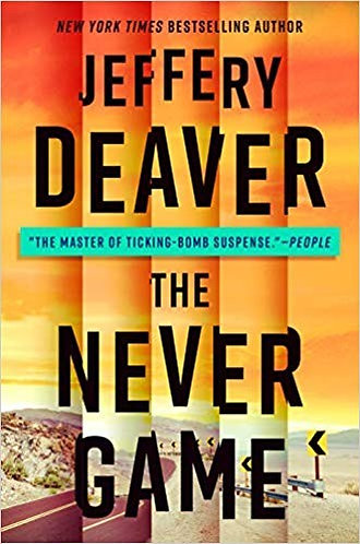 The Never Game by Deaver Jeffery