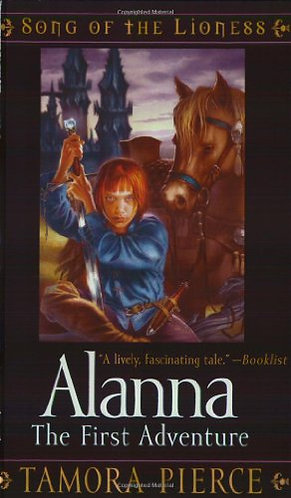 Alanna The First Adventure by Pierce Tamora