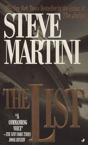 The List by Martini Steve
