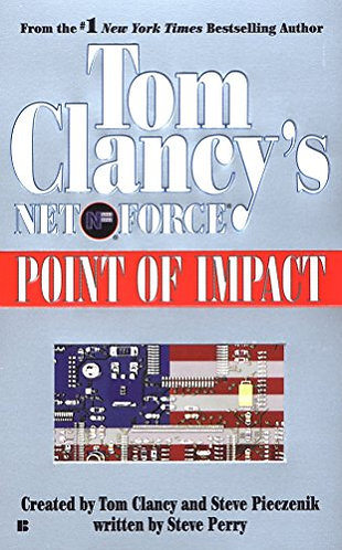 Net Force Point Of Impact by Clancy Tom