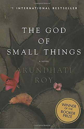 The god of small things by Roy A