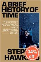 A Brief History of Time A Reader's Compa by Hawking Stephen