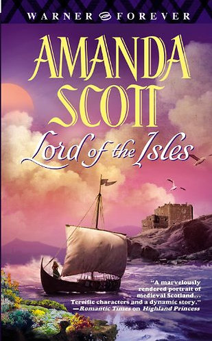 Lord Of The Isles by Scott  A