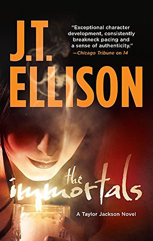 The Immortals by Ellison J.T.