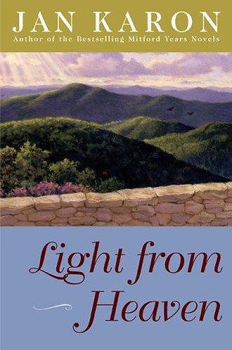 Light from Heaven by Karon Jan