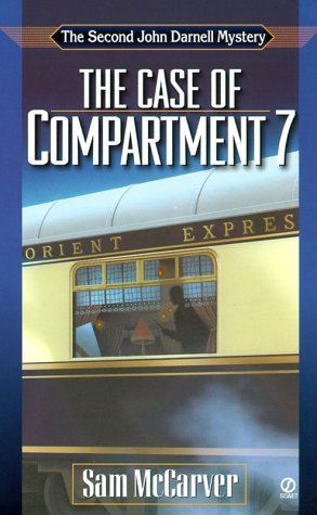 The Case Of Compartment 7 by Mccarver S