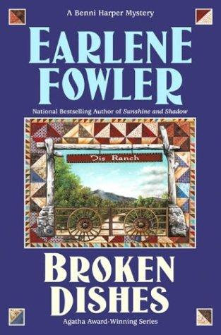 Broken Dishes by Fowler E