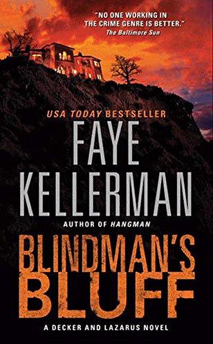 Blindman's Bluff by Kellerman Faye