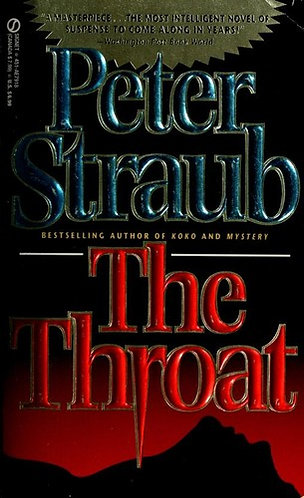 The Throat by Straub Peter