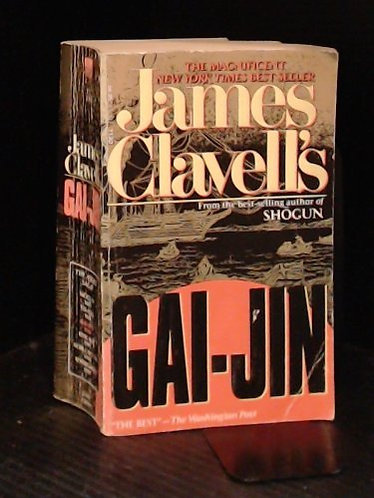 Gai-jin by Clavell James