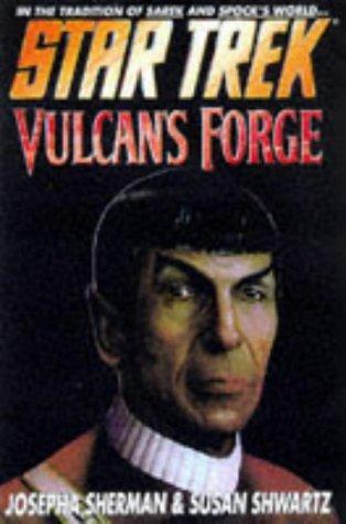 Star Trek Vulcan's Forge by Sherman Josepha