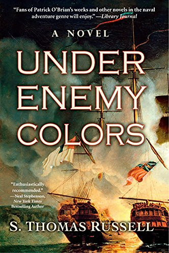 Under Enemy Colors by Russell S. Thomas