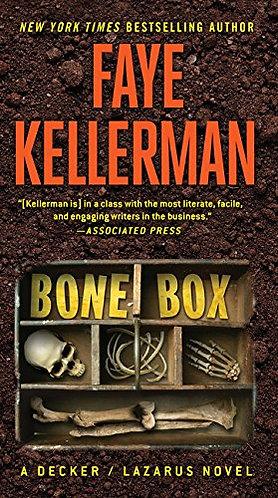 Bone Box by Kellerman Faye