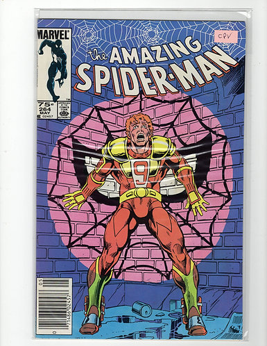 Amazing Spider-man #264 - NM (Canadian Price Variant)