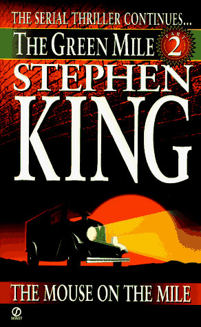 The Green Mile Part 2 by King Stephen