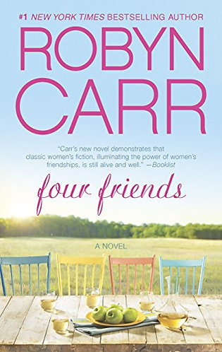 Four Friends by Carr Robyn