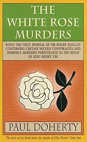 The White Rose Murders by Clynes M