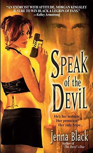 Black Jenna - Speak of the Devil