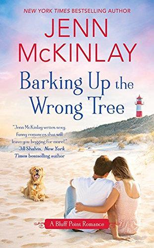 Mckinlay Jenn - BARKING UP THE WRONG TREE