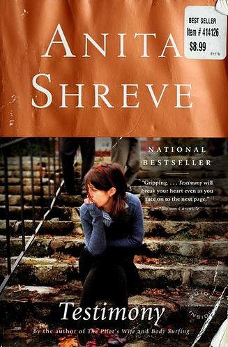 Testimony by Shreve Anita