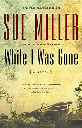 While I Was Gone by Miller Sue