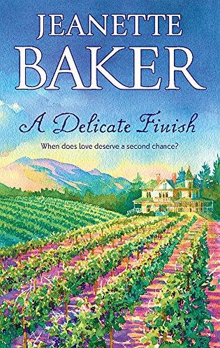 Baker Jeanette - A Delicate Finish