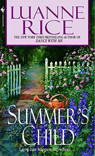 Summer's Child by Rice Luanne