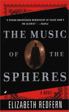 The Music Of The Spheres by Redfern Elizabeth