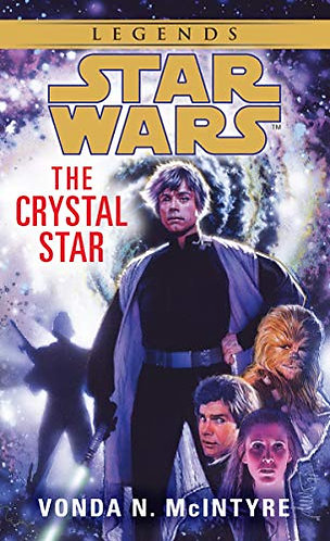 Star Wars The Crystal Star by Mcintyre V