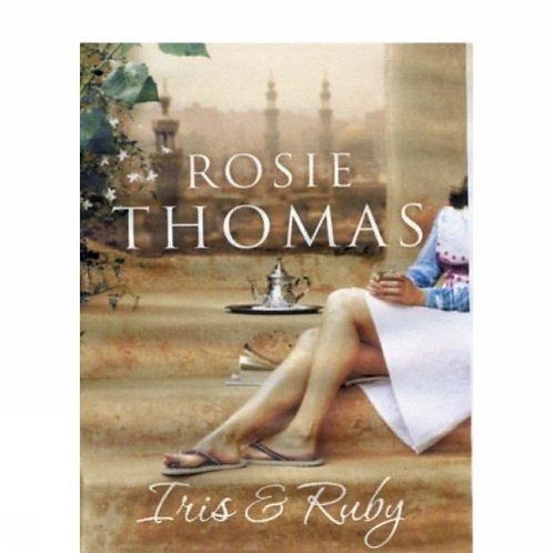 Iris & Ruby by Thomas Rosie