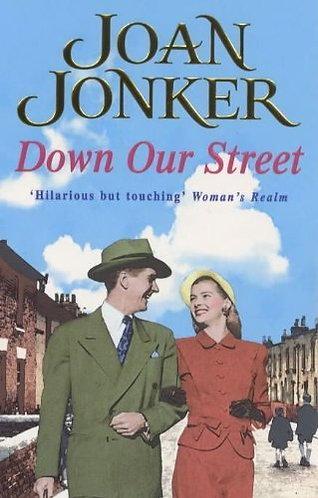 Down Our Street by Jonker Joan