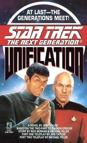 Star Trek N G Unification by Taylor J