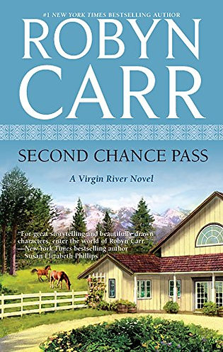 Carr Robyn - Second Chance Pass