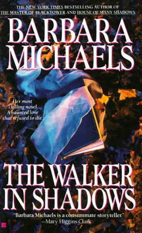 The Walker In Shadows by Michaels Barbara