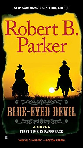 Blue-Eyed Devil by Parker Robert B.