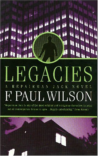 Legacies by Wilson F.pau