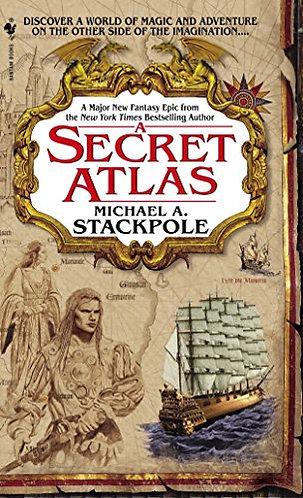 A Secret Atlas by Stackpole Mi