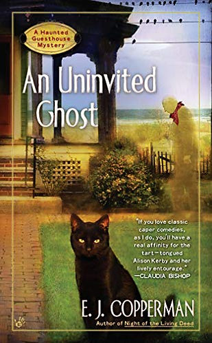 An Uninvited Ghost by Copperman E.J.
