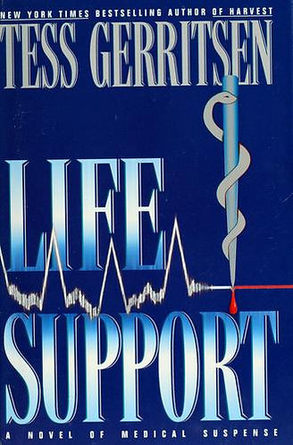 Life Support by Gerritsen Tess