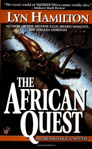 The African Quest by Hamilton Lyn
