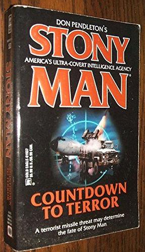 Stony Man countdown To Terror by Pendleton Don