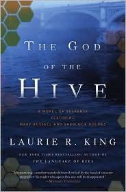 The God of the Hive by King Laurie R.