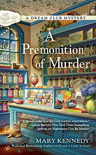 A Premonition of Murder by Kennedy Mary