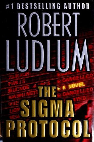 The Sigma Protocol by Ludlum Robert