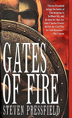 Gates Of Fire by Pressfield S