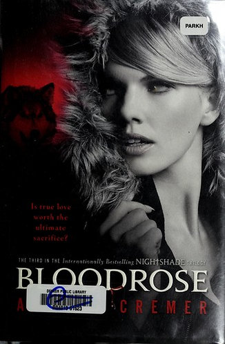 Bloodrose by Cremer Andrea