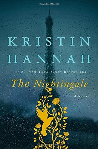 The Nightingale by Hannah Kristin