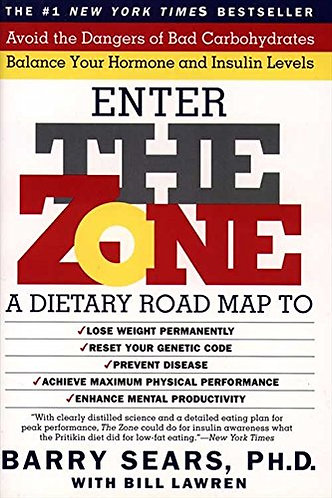Enter The Zone by Sears Barry